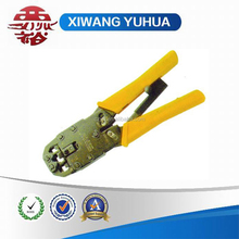 YH8432 Crimper tool with the cutting and stripping function