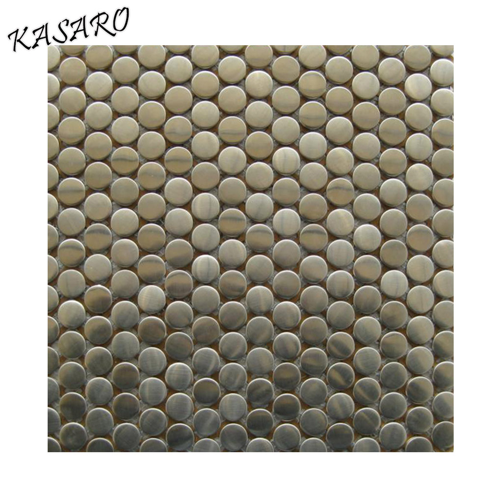 Penny round metal tile penny round metal tile suppliers and penny round metal tile penny round metal tile suppliers and manufacturers at alibaba dailygadgetfo Images