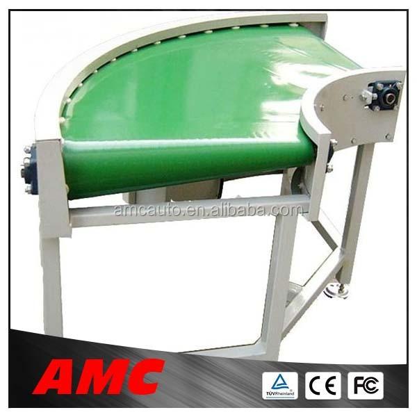 China Supplier 45 Degree/90 Degree/180 Degree Curve Belt Conveyor ...