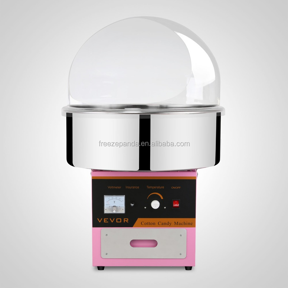 Professional Cotton Candy Floss Machine Cotton Candy ...