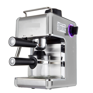 milk frothing espresso coffee maker