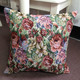 Tapestry Rose Flower Pillow Cushion For Wholesale