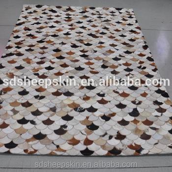 Cow Skin Carpet Animal Leather Rug