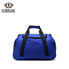 Famous branded water resistant 1000D cordura large protege sport duffel bag with shoes compartment