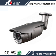 2016 Hot Bullet Proof CCTV Bullet IP Camera with Memory card