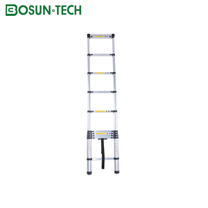 Aluminium telescopic attic used steel folding ladder for sale