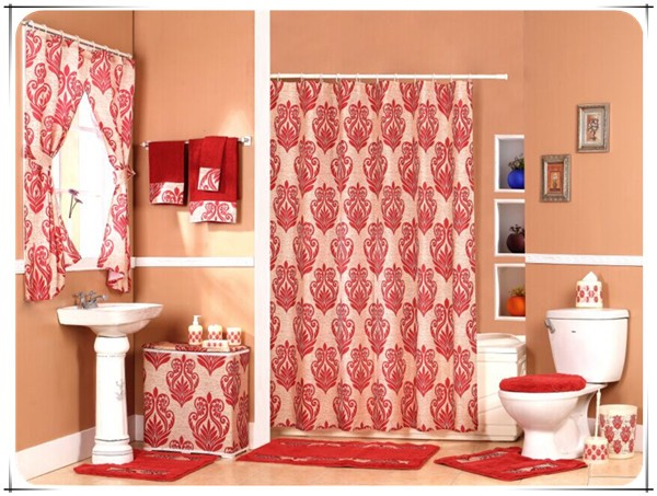 Home goods colorful metal bathroom accessories accessories for Quality bathroom decor