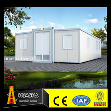 Mobile living self contained container mini house for sale