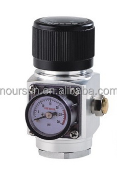 Advance mini keg beer tapping system co2 regulator with unloading valve