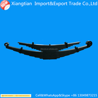 China Custom Made Suspension Parts Used Truck Trailer Leaf Spring