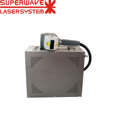 High quality laser cleaning machine for paint removal and rust removal