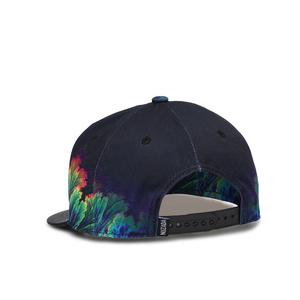 afbc8bd8f09 Black Snapback Hat Print