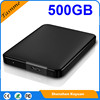 Original New High Quality 2.5'' 500GB External Hard Drive