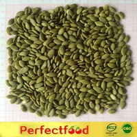 Shine skin pumpkin seeds kernel grade AA with 2016 crop