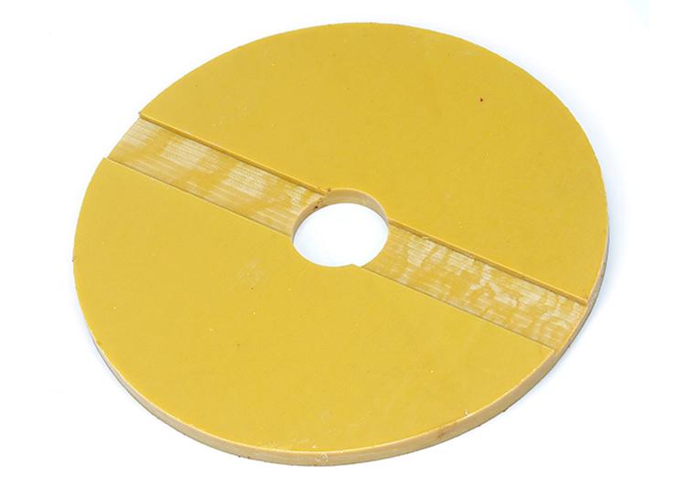 Fiberglass Epoxy Sheet Custom Textolite Part