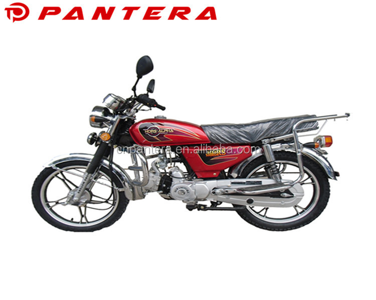 Alpha Optional Powerful Cheap 50cc Sport Motorcycles for Sale