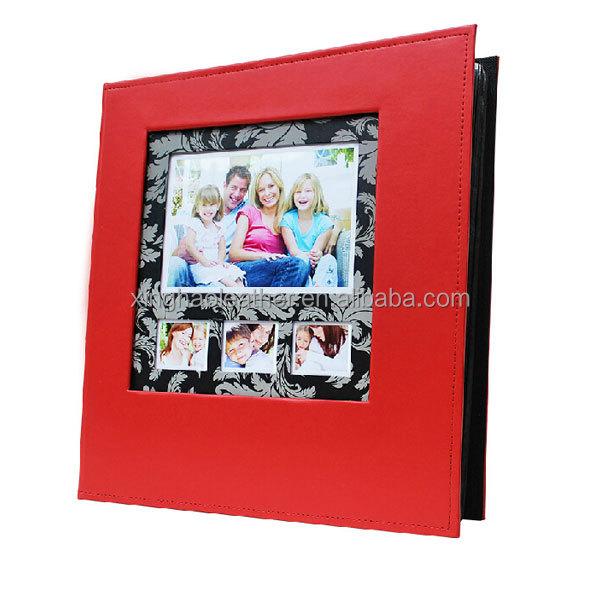 Quality Photo Albums: High Quality Handmade Leather Photo Album Wholesale
