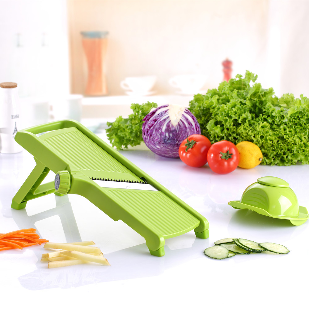 2017 Amazon Best Selling Fruit and Vegetable Kitchen Mandoline Slicer