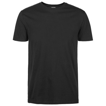 d25029d579e Wholesale Bulk Cheap Man s Black Plain T-shirt For Printing