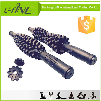 Gymnasium Training Adjustable Rolling Massage Stick For People