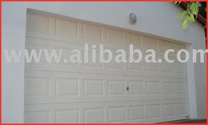 Fibreglass Sectional Overhead Door