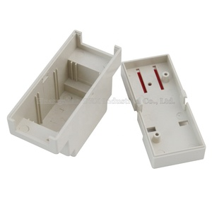 Ningbo Everest PLC016 High quality plastic case 88*37*59mm din rail electrical enclosure