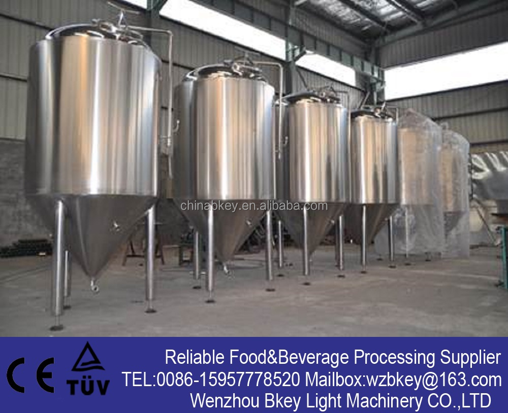 5 bbl fermenter for sale with Jacketed for beer fermentation,ss fermenter