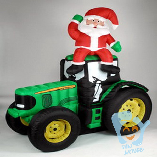 Cheap Inflatable Yard Decorations: Outdoor Christmas Decoration Cheap Inflatable Santa With