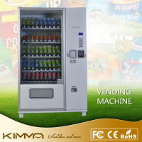 Automated outdoor car wash supplies vending machine KVM-G654