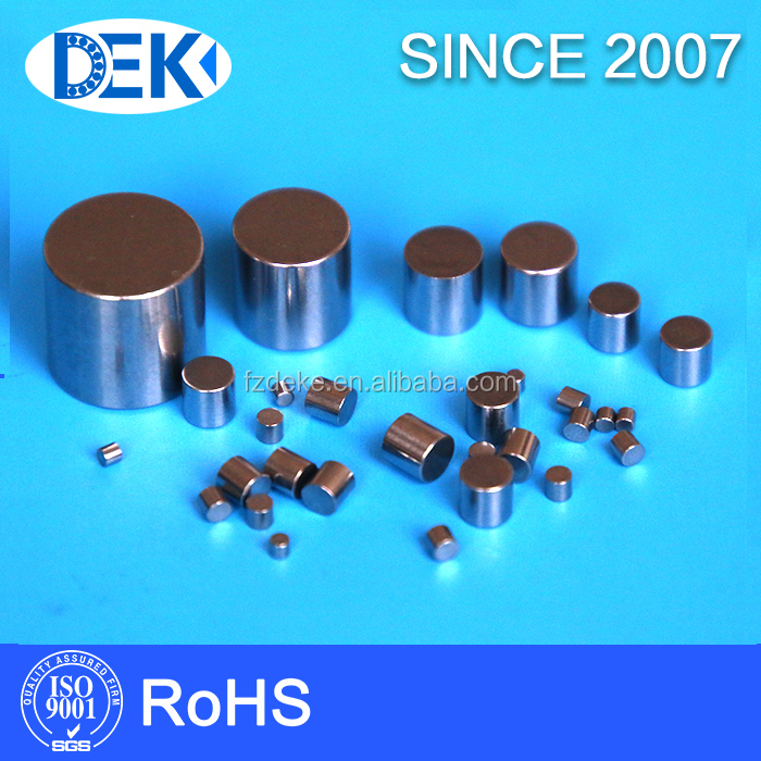 2.00*1.95mm precision short small bearing roller for wire cutting machine linear guides