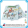 Custom professional Full color children sticker book