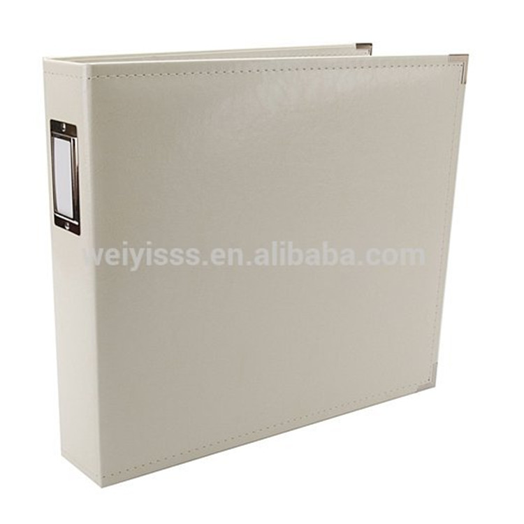 Landscape A3 Luxury Leather Photo Album With Ring Binder