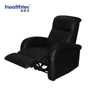 Healthtec cheers leather sofa recliner with CE certification