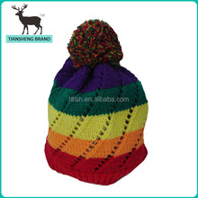 wholesale 100% Acrylic Knitted Beanie,Knitted Hat,Beanie hat fast delivery time