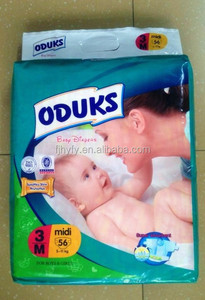 ODUKS mom's honey high absorption dry surface baby diapers