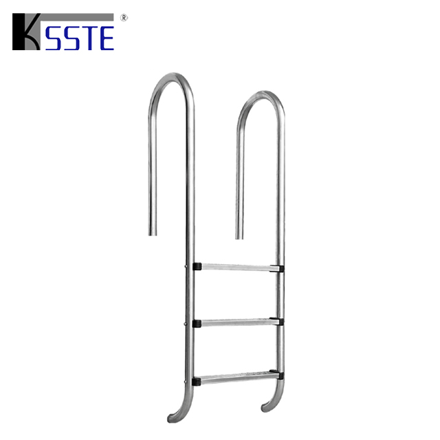 3 Step Stainless Steel Swimming Pool Ladder In Ground Steps For Pools - Buy  In Ground Pool Ladder,Stainless Steel Pool Ladder,Swimming Pool Ladder ...