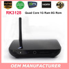 Factory Price Android Smart TV Set Top Box RK3128 Amlogic S805 quad core google internet tv receiver box