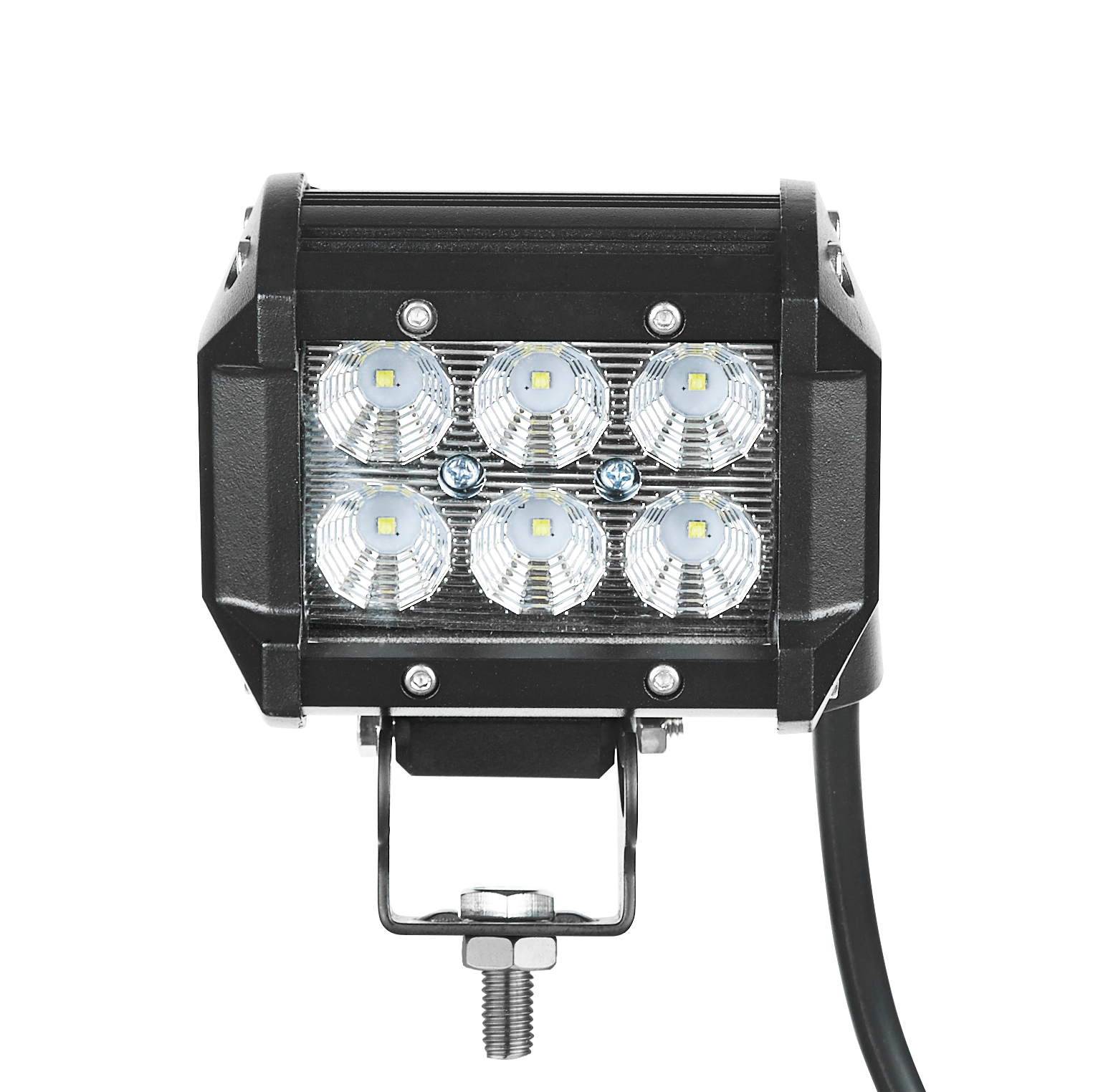 "LED worklight vehicles 4"" 18w car work light"