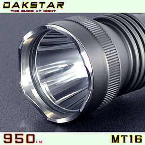 DAKSTAR MT16 XML T6 950LM 18650 High Power Tactical Aluminum LED Military Gun Mount CREE Torch