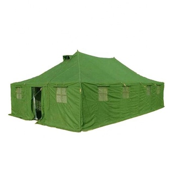20 man large canvas tents export for Africa army