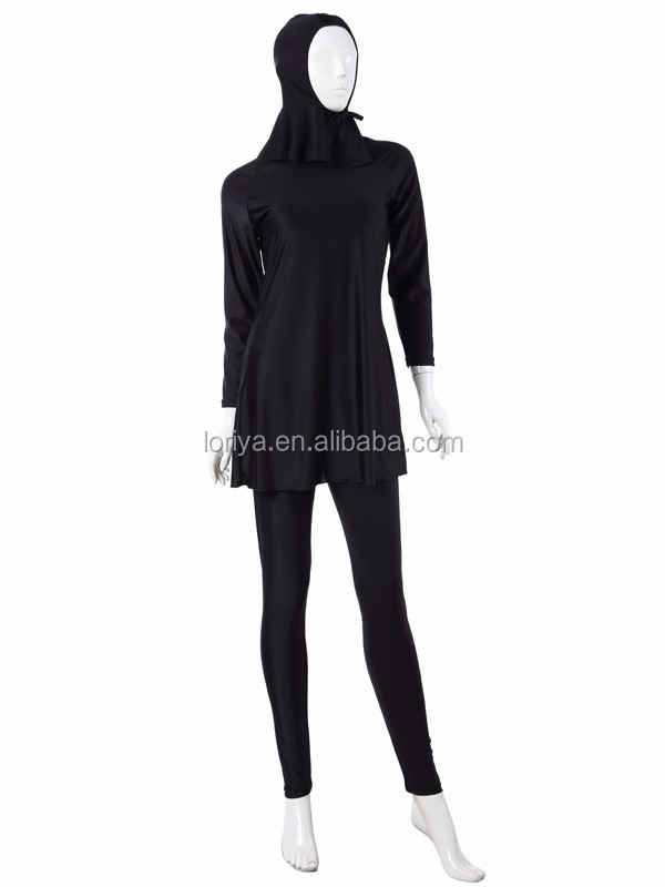 Swimsuit Online wholesale soft Muslim Women Swimwears popular ladies slim swimwear