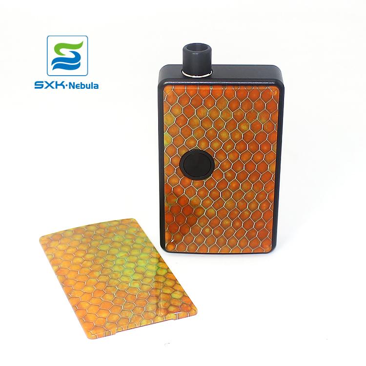 SXK Billet Vape for wholesale Resin Panels for Billet Box, View billet box,  sxk Product Details from Shenzhen Shenxingkang Technology Co , Ltd  on