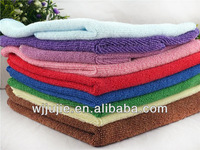 microfiber face towel made in china