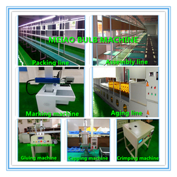 led light making machine