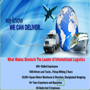 Best DHL express service from China to Madagascar, View DHL UPS FEDEX TNT  express from China Madagascar, Product Details from Sinotech Logistics Co ,