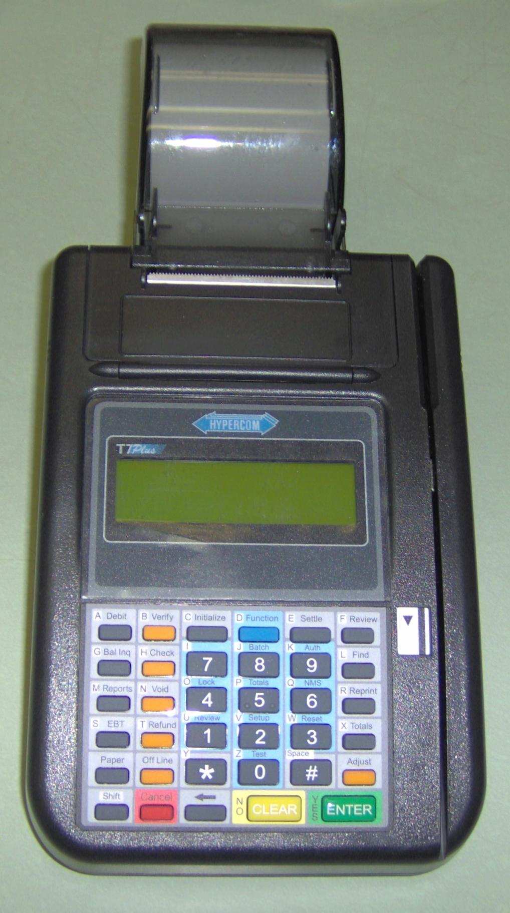 Hypercom T7plus Pos Terminals - Buy Hypercom T7plus Product on Alibaba.com
