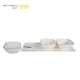 New Arrival Dinnerware Ceramic Sauce Bowl Set for Sale