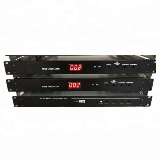 Fisso M630 Canale Audio & Video Modulatore