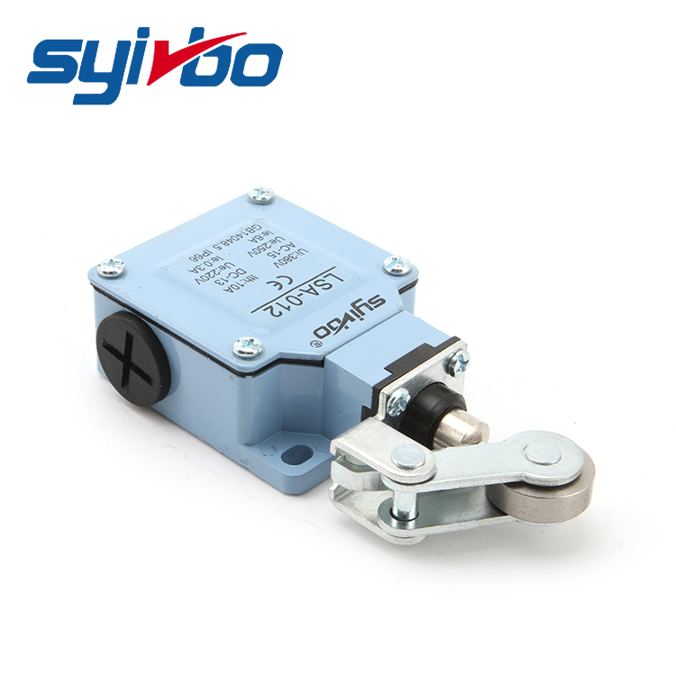 XINGBO Good quality Oil resistant and water-proof 10A 250VAC hinge roller plunger latch limit switch wiring
