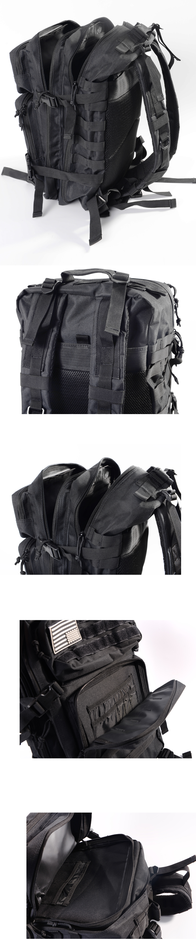 Hot sale  large capacity shoulder  military tactical  backpack